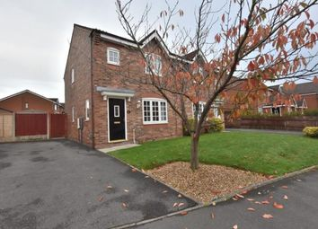 Thumbnail 3 bed semi-detached house for sale in Brotherston Drive, Fernhurst Farm, Blackburn, Lancashire