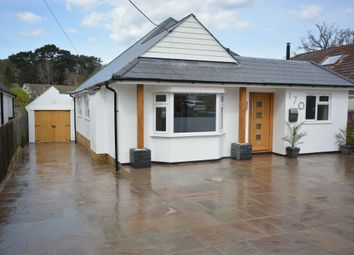 Thumbnail 4 bed detached bungalow for sale in Clarendon Road, Broadstone