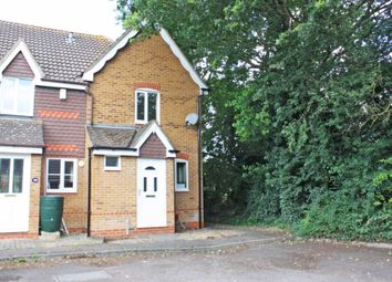 Thumbnail 2 bed end terrace house for sale in Orwell Drive, Didcot