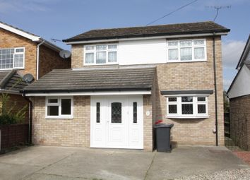 Thumbnail 4 bed detached house to rent in York Road, Ashingdon, Rochford