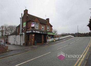 Thumbnail Leisure/hospitality for sale in Chippy Plus, 117 Powke Lane, Cradley Heath
