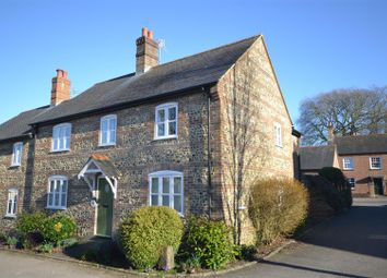 Thumbnail 3 bed semi-detached house for sale in Church Lane, Bradford Peverell, Dorchester