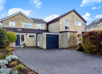 Thumbnail 4 bed link-detached house for sale in Stratton Heights, Cirencester
