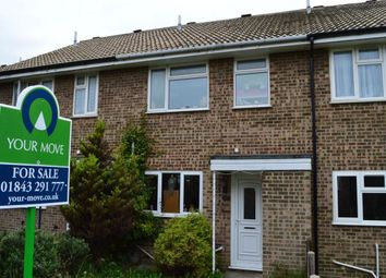 Thumbnail 2 bed property for sale in Taddy Gardens, Margate
