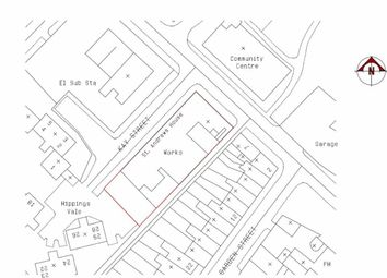 Thumbnail Land for sale in Harvey Street/ Kay Street, Oswaldtwistle, Lancashire