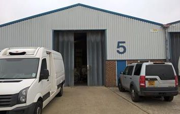 Thumbnail Light industrial to let in Ford Airfield Industrial Estate, Ford, Arundel