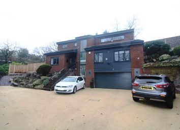 Thumbnail 4 bed detached house for sale in Styal Road, Gatley, Cheadle, Cheshire