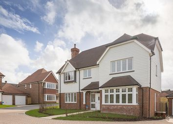Thumbnail 4 bed detached house for sale in The Crimbourne, Ghyll Croft, Newick Hill, Newick, Lewes, East Sussex