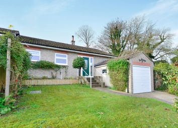 Thumbnail 2 bed semi-detached bungalow for sale in Paynes Close, Piddlehinton, Dorchester