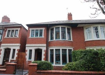Thumbnail 4 bed semi-detached house to rent in Princes Street, Roath, Cardiff