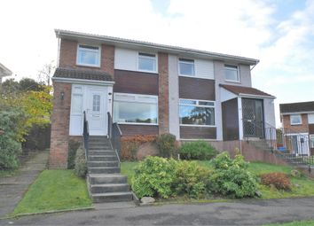 Thumbnail 3 bed semi-detached house for sale in Wright Avenue, Barrhead