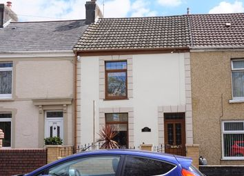 Thumbnail 2 bed terraced house for sale in Jersey Road, Bonymaen