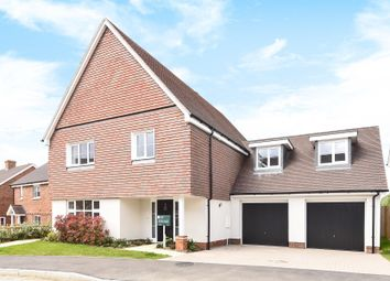 Thumbnail 4 bedroom detached house for sale in The Oxshott At Sycamore Gardens, Ewell