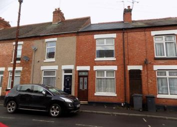 Thumbnail 3 bed terraced house for sale in Willington Street, Nuneaton, Warwickshire, .