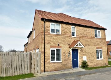 3 bed semi-detached house for sale in Pickhills Grove, Goldthorpe, Rotherham S63