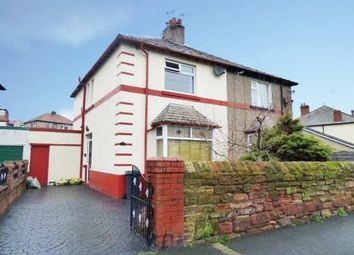Thumbnail 2 bed semi-detached house for sale in Roose Road, Barrow-In-Furness, Cumbria
