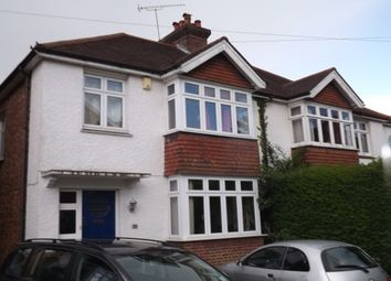 Thumbnail 3 bedroom semi-detached house to rent in Grove Hill Gardens, Tunbridge Wells