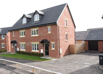 Thumbnail 4 bed semi-detached house to rent in Potter Grove, Lydney