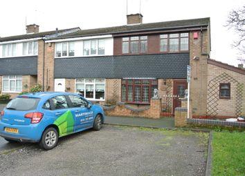 Thumbnail 3 bed end terrace house to rent in Baldmoor Lake Road, Erdington, Birmingham