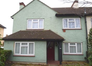 Thumbnail 2 bed flat to rent in Parchmore Road, Thornton Heath, Surrey