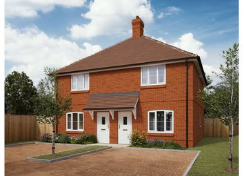 Thumbnail 2 bedroom semi-detached house for sale in Plot 61 Lea Meadow, Sonning Common, Berkshire