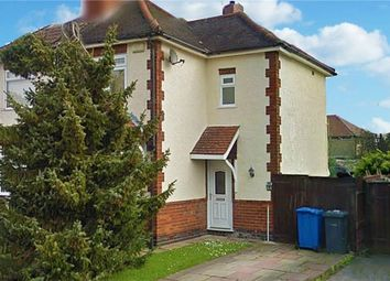 Thumbnail 3 bedroom semi-detached house for sale in Chadwick Avenue, Allenton, Derby
