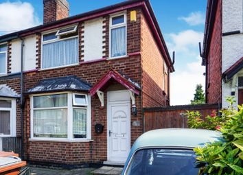 2 bed semi-detached house for sale in Homefield Road, Nottingham NG8