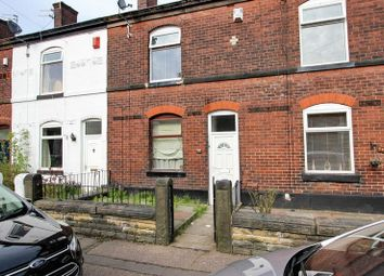 Thumbnail 2 bedroom terraced house for sale in Ducie Street, Whitefield, Manchester
