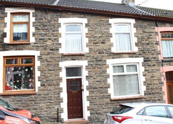 Thumbnail 3 bed terraced house for sale in Pontygwaith -, Ferndale