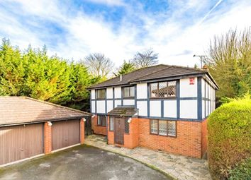 Thumbnail 4 bed detached house for sale in Canterbury Close, Chigwell