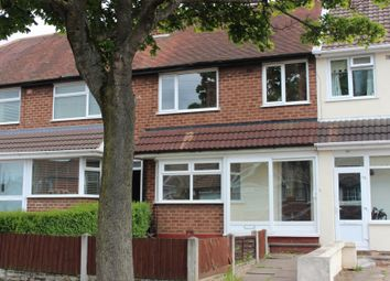 Thumbnail 3 bed terraced house to rent in Brackenfield Road, Great Barr, Birmingham