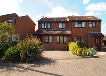 Thumbnail 3 bed semi-detached house for sale in Jacobs Close, Romsey