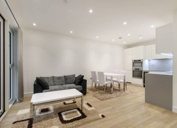 Thumbnail 2 bed flat to rent in Vauxhall, Collet House, Nine Elms