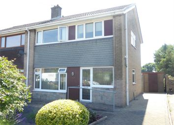 Thumbnail 3 bed detached house for sale in Longfellow Road, Caldicot
