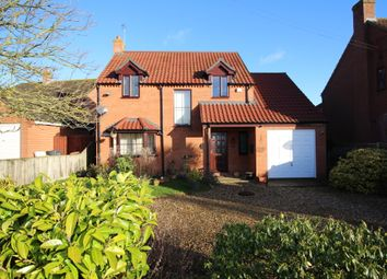 Thumbnail 3 bed detached house for sale in Orchard Drive, Potter Heigham, Great Yarmouth