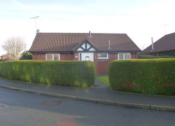 Thumbnail 2 bed bungalow to rent in Windermere Close, Little Neston, Neston