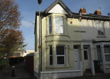 Thumbnail 2 bed end terrace house to rent in Newcomen Road, Portsmouth