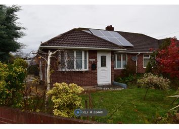 Thumbnail 3 bed bungalow to rent in Robins Close, Fareham