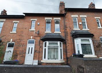 Thumbnail 2 bed terraced house to rent in Sycamore Road, Edgbaston, Birmingham