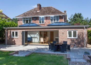 Thumbnail 4 bed detached house for sale in Cantley Lane, Cringleford, Norwich