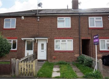Thumbnail 2 bedroom terraced house for sale in Solway Road South, Luton
