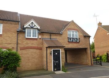 Thumbnail 2 bed property to rent in Sharnbrook Avenue, Hampton Vale, Peterborough