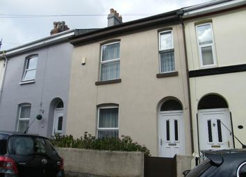 Thumbnail 2 bed terraced house for sale in Cambridge Road, Ford, Plymouth