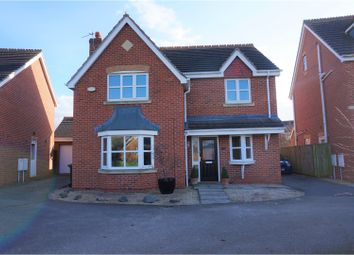 Thumbnail 4 bed detached house for sale in Lantern Lane, Loughborough