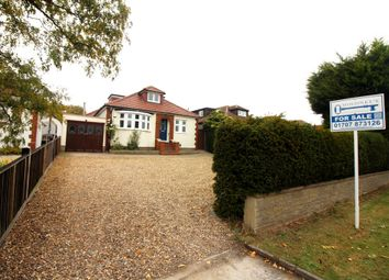 Thumbnail 4 bedroom detached bungalow for sale in Northaw Road East, Cuffley, Potters Bar