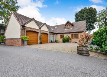 Thumbnail 5 bed detached house for sale in Smithy Row, Sutton-In-Ashfield, Nottinghamshire, .