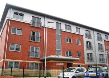 Thumbnail 2 bed flat to rent in Woodrow House, Mercer Street, Preston