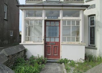 Thumbnail 1 bed flat to rent in Bossiney Road, Tintagel