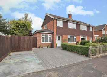 Thumbnail 4 bed semi-detached house for sale in Marriotts Way, Aylesbury, Buckinghamshire