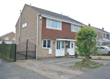 Thumbnail 2 bed semi-detached house to rent in Dovebridge Close, Walmley, Sutton Coldfield